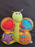 Lamaze Butterfly Baby Sensory Rattle Hanging Cot Pram Toy - Music Not Working