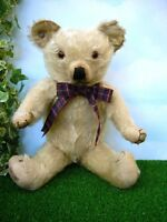 Bracken: Merrythought 1930's teddy bear