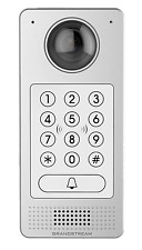 Grandstream HD Video Door Access Camera Keypad System IP Intercom GDS3710