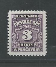 CANADA # J16B MNH POSTAGE DUE