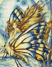 Kustom Krafts Cross Stitch Kit - Butterfly Fairy