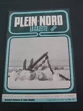 Plein Nord 75 1981 BLANGY SUR TERNOISE BUSIGNY ESCAUFOURT MAZINGHIEN FOREST BOUS