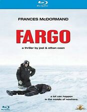 """Fargo (Blu-Ray Disc), <<Brand New!>> (Free Shipping!) Rated """"R"""""""
