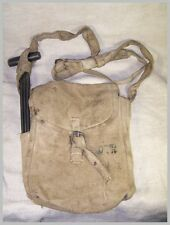"WW 2 Russian ""Maxim"" kit and spare parts canvas pouch."