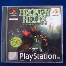 PS1 - Playstation ► Broken Helix - Die Wahrheit über Area 51 ◄