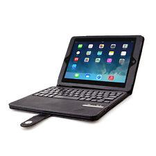 LuvTab BLACK Apple iPad Air / iPad 5 (2013) GENIUS Bluetooth Keyboard Case