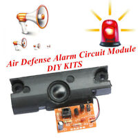 DIY Kits Simulate Air Defense Alarm Circuit Module Suite Electronic Making