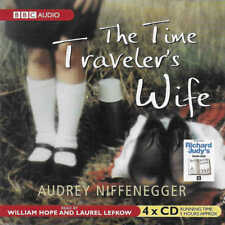 Audrey Niffenegger - THE TIME TRAVELER'S WIFE - CD Audio Book