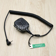 With Speaker Shoulder Hand  Mic For Garmin GPS/Radio Rino-610 Rino-655