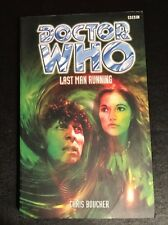 Dr Doctor Who Last Man Running by Chris Boucher ( BBC PDA #15 ) 4th Dr