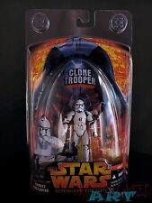 Hasbro Star Wars Revenge of the Sith Target Exclusive Clone Trooper Figure