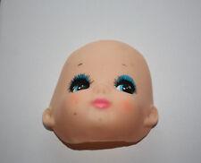 Vintage Flat Boy Doll Head
