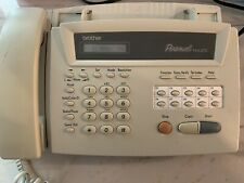 Brother Personal Fax 275 With Roll Paper Fax Machine Guc