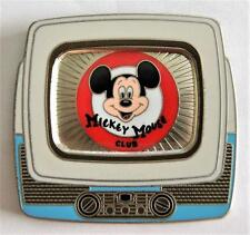 GENEARATION D DISNEY TV THROUGH THE YEARS MICKEY MOUSE CLUB AP PIN 300