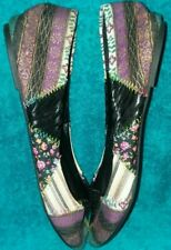 Bamboo Women's Shoes Ballet Flats Multicolored Size 8