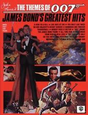 The Themes of 007 -- James Bond's Greatest Hits: Piano Arrangements