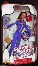 Barbie camp spatial 1998 Mattel nouveau & scellé rare collection