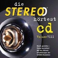 STEREO Hörtest CD Vol. VIII