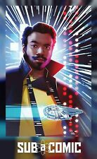 STAR WARS LANDO DOUBLE OR NOTHING #1 (MARVEL 2018 1st Print) COMIC
