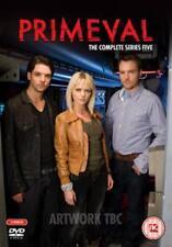 PRIMEVAL - SERIES 5 - DVD - REGION 2 UK