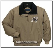 Lowchen embroidered challenger jacket Any Color