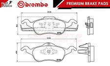 BREMBO GENUINE ORIGINAL PREMIUM BRAKE PADS PAD SET FRONT AXLE P24046