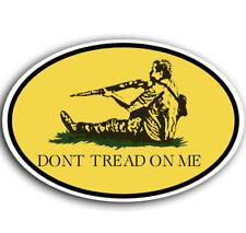 Kyle Rittenhouse Don't Tread On Me Vinyl Sticker Decal Usa Gun 2nd Amendment