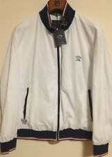 NEW Paul & Shark Yachting Jacket Giacca Spring 3XL White