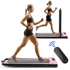 Treadmill Electric Motorized Folding 2.25 HP 2 in 1 Running Machine Home Office photo