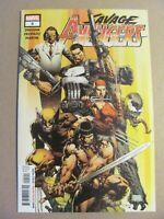 Savage Avengers #5 Marvel 2019 Series Conan Wolverine Venom Punisher 9.6 NM+