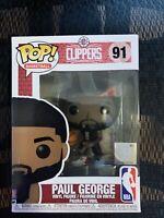 Funko POP! NBA - LA Clippers - Paul George - IN STOCK - NEW