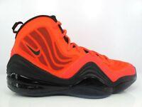 Nike Men's Basketball Shoes Air Penny V Total Crimson/Black 537331-800 Size 8~10