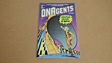 DNAgents No. 17 Eclipse Comics Vol. 1 No. 17 December 1984  VF/NM 9.0