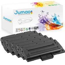 5 Toners laser type Jumao compatibles pour Samsung SCX-4300 4301 4310 4315, Noir