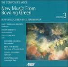 New Music From Bowling Green, Vol. 3 (Audio CD)