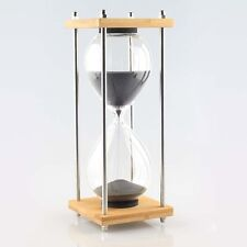 30 minute Rolating Sand Hourglass Sandglass Sand Timer Clock home Gift Ornament