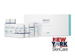 Obagi  Nu Derm FX System Normal Dry Skin Transformation Kit Brightening new