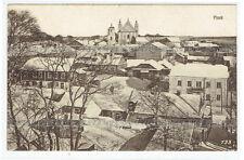 Pinsk Belarus postcard Widok ogólny (207)
