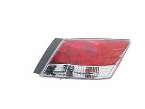TYC NSF Certified Right Side Tail Light Lamp for Honda Accord Sedan 2008-2012