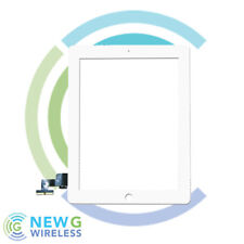 iPad 2 digitize touch screen replacement OEM quality with home button ( White ).