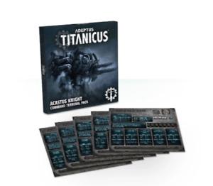 Acastus Knight Command Terminal Pack  - Warhammer 40k - Games Workshop - New