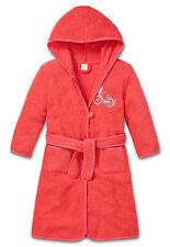 Schiesser Children's Girl's Bath Robe Dressing Gown Heart Size 128