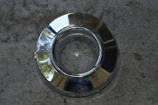 1995-2004 Ford E / F250 F350 FRONT Chrome 4x4 Center Cap MANUAL Hub HOLE Dually