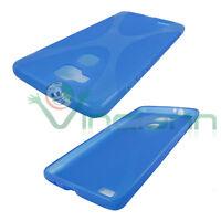 Custodia protettiva X-Style BLU per Huawei Ascend Mate 7 cover case flessibile