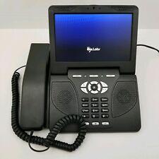 "ACN Iris 3000 7"" Screen Videophone Telephone Landline Ethernet Conference Calls"