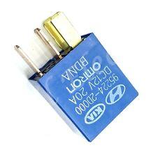 Hyundai & Kia Genuine (00-16) Multi-Use 4-Pin Blue Relay Omron 95224-2D000 12V