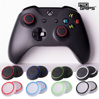 2 x Pro Grips™ Thumb Stick Cover Grips Caps For Xbox ONE 360 Controller Silicone