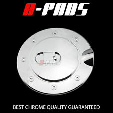 FOR DODGE RAM 1500/2500/3500 2002-2008 CHROME GAS TANK FUEL DOOR COVER