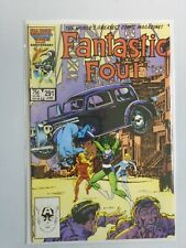 Fantastic Four #291 Direct edition 8.0 VF (1986 1st Series)