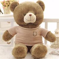 """31"""" New Cute Teddy Bear Plush Big Soft Stuffed Animal Soft toys Doll Gift 80cm"""